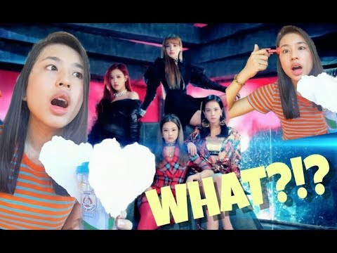blackpink--ddu-du-ddu-du-m/v-reaction-+-improvised-lightstick
