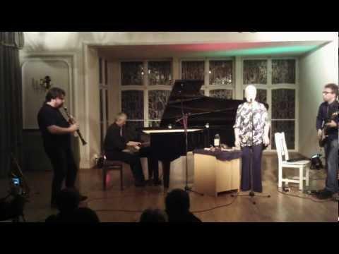 Free Tallinn Trio & Liudas Mockunas in Kaunas I 23.11.2012