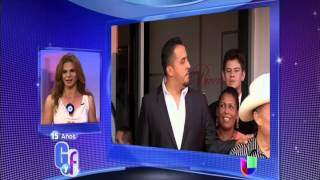 Repeat youtube video Mhoni Vidente en El Gordo y La Flaca Noviembre 14, 2013