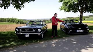 2018 New Ford Mustang GT V8 5.0 | 2018 | Review deutsch, Fahrbericht, Test, Details