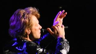 """Amen"" BonJovi @WellFargoCtr, Philadelphia, PA 11/5/13 Because We Can Tour"