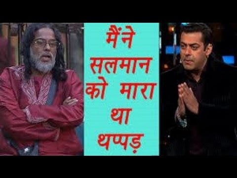 Bigg Boss 10: Om Swami claims he slapped Salman Khan inside the Bigboss House