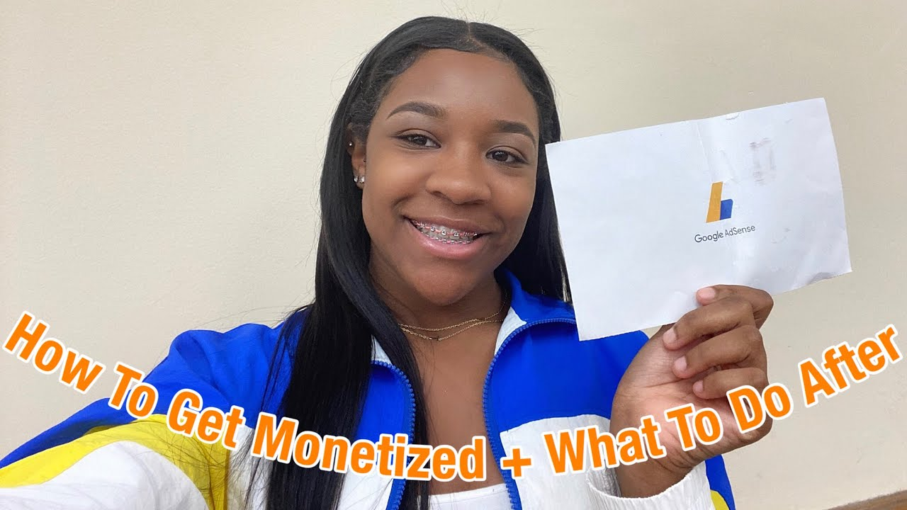 How To Get Monetized On Youtube | The Review Process, Google Adsense, & More