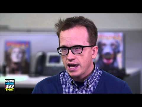 Comedian Chris Gethard recalls the glorious tale of how he quit his ...