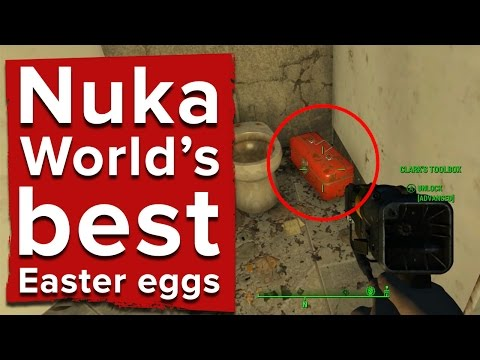 how to download nuka world ps4