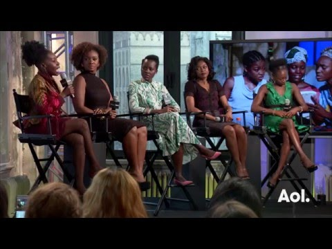 "Lupita Nyong'o & Cast On ""Eclipsed"" 
