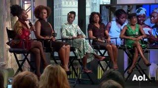 "Lupita Nyong'o & Cast On ""Eclipsed"" | AOL BUILD | AOL BUILD"
