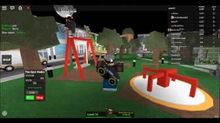 ROBLOX THE MAD MURDERER | Coolrobloxer800 + paws77 |