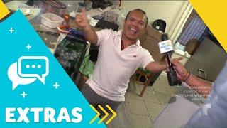 """""""El Rey de las Tortas"""" nos cuenta el secreto de su éxito   Un Nuevo Día   Telemundo"""