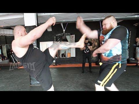 Дацик против Емельяненко