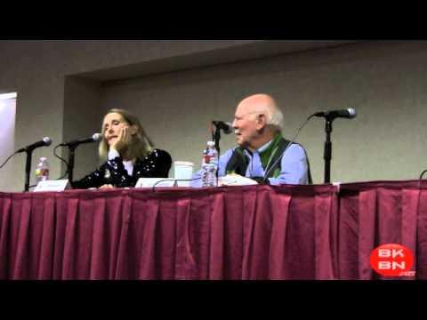 PowerCon 2011 Melendy Britt & Alan Oppenheimer Panel Voices of SheRa & Skeletor