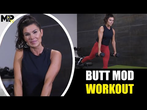 GROW YOUR BUTT - Butt Mod Workout With Serene Wilken