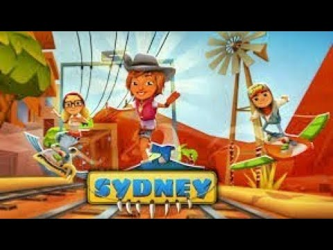 Train Riders Sydney First Gameplay