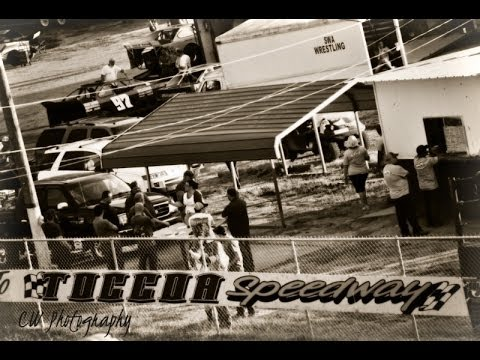 Toccoa Speedway -  Hobby Main October 12th 2013