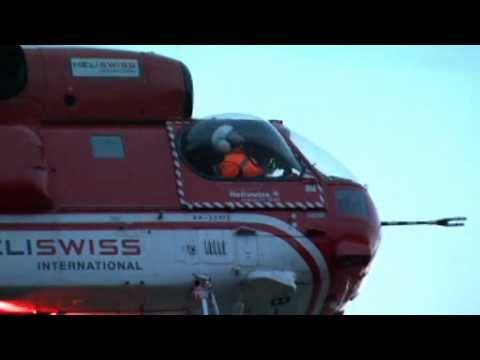 Helirig - Helicopter Antenna Lift - Mendip