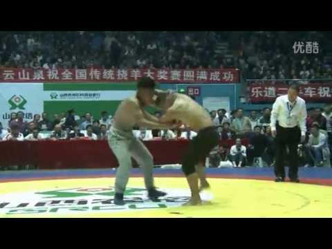 Shanxi-style Shuai Jiao Grand Prix 2016 山西全國傳統摔跤撓羊大獎賽