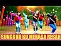 SUNGGUH KU MERASA RESAH - DJ REMIX - SENAM KREASI