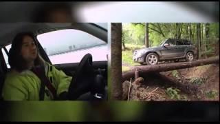 Наши тесты - Mercedes Benz GLK против Audi Q5, часть 2