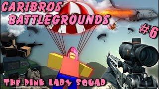 Roblox / Caribros Battlegrounds / Pink Lady Squad / LIVE STREAM /#6
