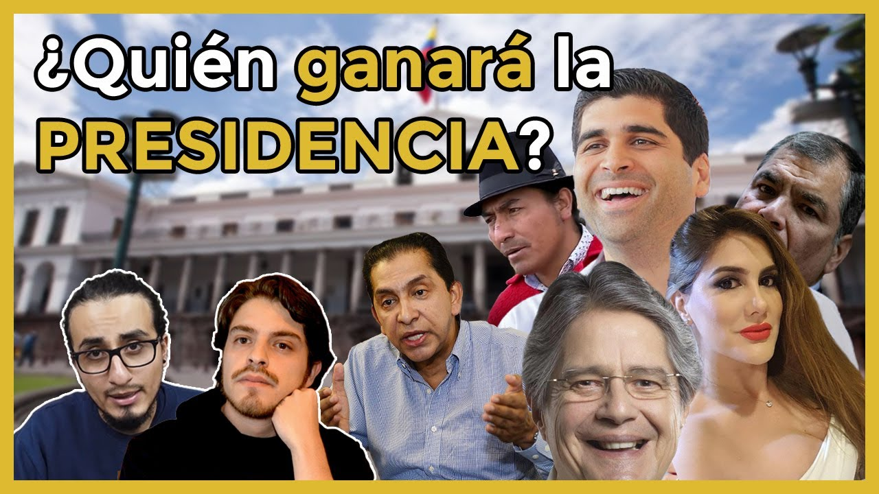 Los CANDIDATOS a la PRESIDENCIA: ¿Juego de TRONOS en Ecuador? | BN Periodismo | Noticias de Ecuador