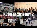 KCON LA 2017 DAY 2 ||VLOG||