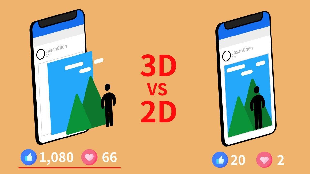 FaceBook最流行//3D照片製作教學 - YouTube