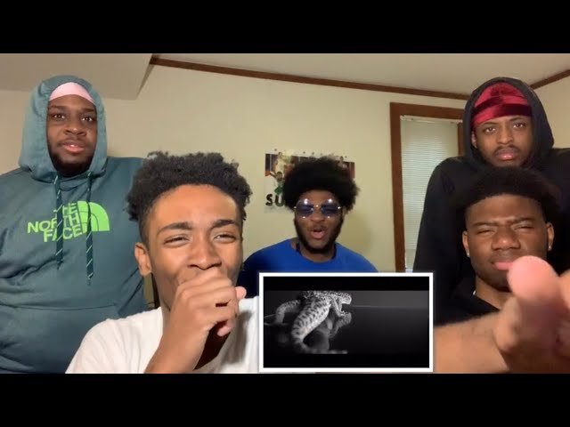 DJ Snake, Offset, 21 Savage, Sheck Wes, Gucci Mane - Enzo (OFFICIAL MUSIC VIDEO) REACTION