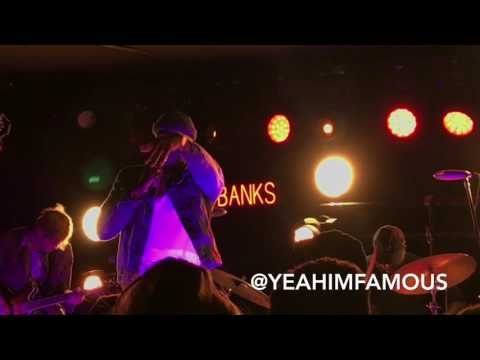 Jacob Banks Live in NYC at Mercury Lounge
