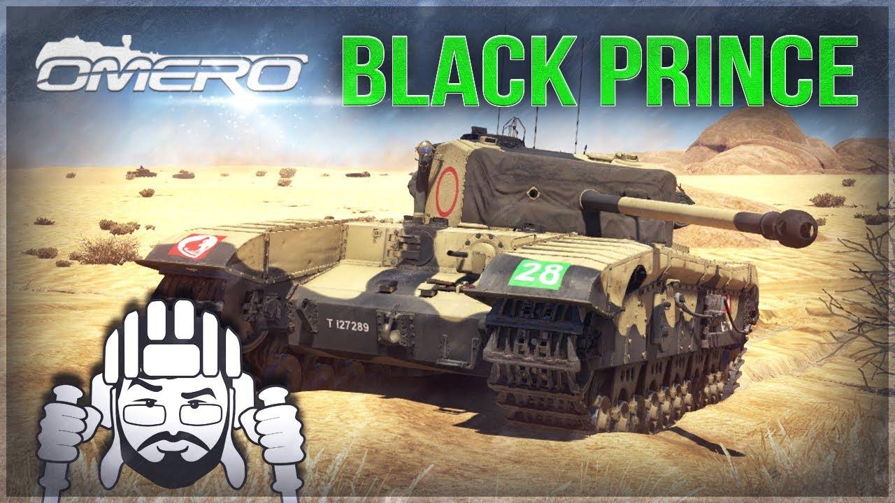 черные танки в war thunder
