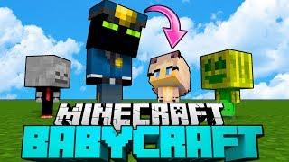 EIN MÄDCHEN im GEFÄNGNIS?! - Minecraft Babycraft [Deutsch/HD]