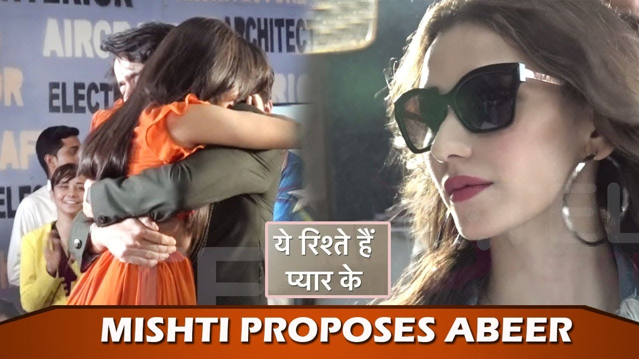 Download Will Abeer STOP Mishti and EXPRESS his love for he