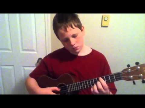 legend of zelda theme song ukulele