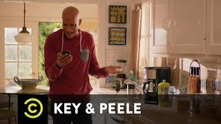 Key & Peele - Text Message Confusion - Uncensored(We know you want more Key & Peele -- indulge in the ultimate sketch experience with curated collections, GIFs, memes and an illustrated dictionary. Nooice!, 2014-10-09T21:52:41.000Z)