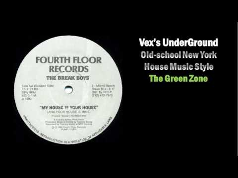The Break Boys - My House Is Your House (And Your House Is Mine) (Miami Beach Break Mix)