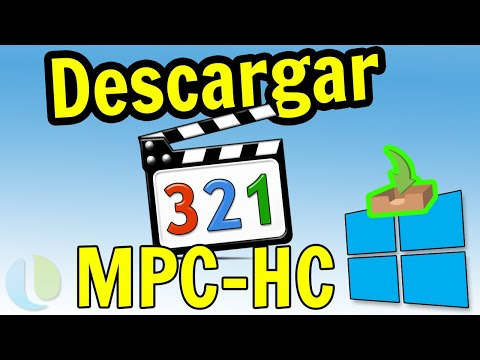 📥 Cómo DESCARGAR Media Player Classic Home Para PC ▶ Instalar MPC-HC Para Windows 10