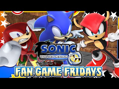 Fan Game Fridays - Sonic the Hedgehog 3D