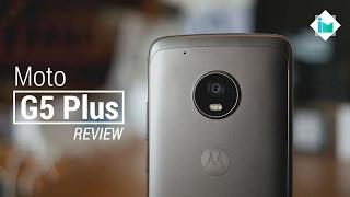 Motorola Moto G5 Plus - Review en español