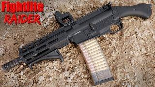 Fightlite SCR Raider 5.56 Pistol Review