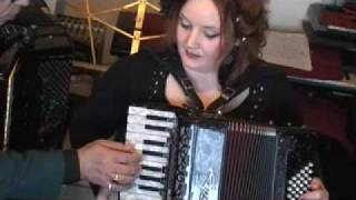 Gypsy accordion maestro and student share musical calling