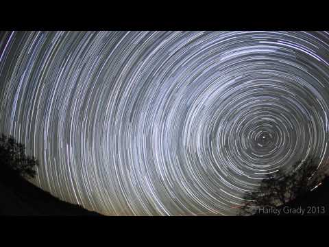 Arrow Of Time - Milky Way Time Lapse Collection