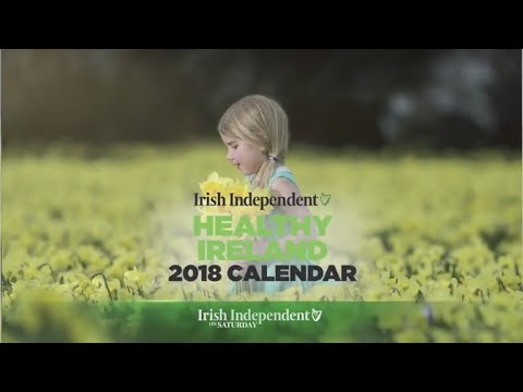FREE Irish Independent 2018 Wall Calendar this Saturday