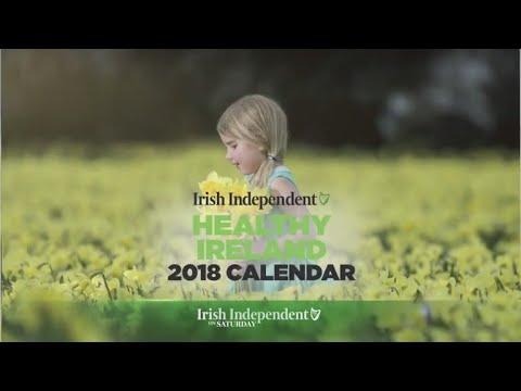 FREE Irish Independent 2018 Wall Calendar this Saturday