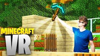 BUDOWA DOMKU | Minecraft VR #2