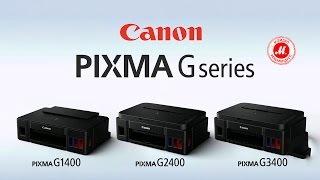 Новая линейка принтеров и МФУ с СНПЧ Canon PIXMA G(Струйное МФУ Canon PIXMA G2400 Подробнее – http://www.mvideo.ru/product-list?, 2016-02-10T14:07:32.000Z)