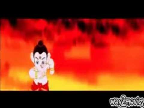 My friend ganesha hindi movie trailer 03