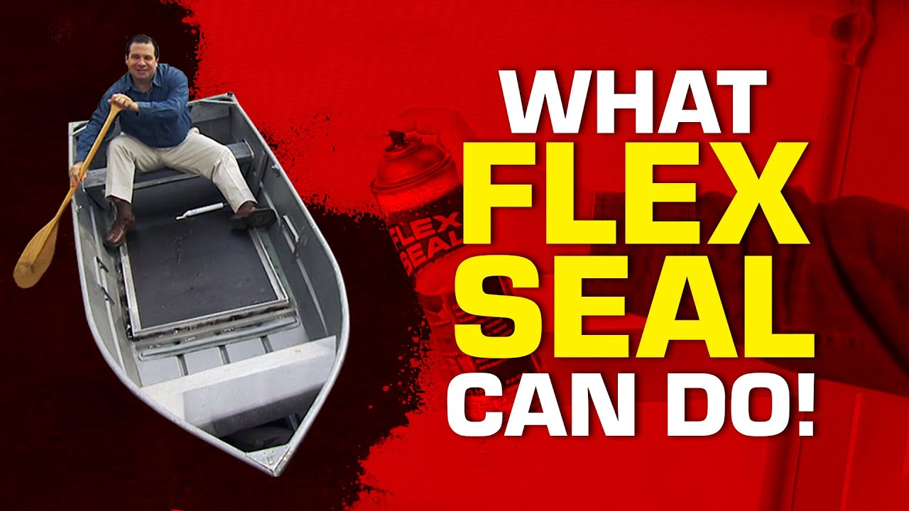 What Flex Seal® Can Do