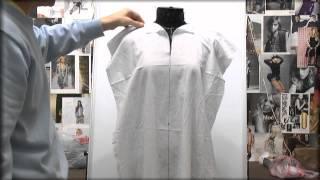 Презентация видео урока Муляж.Как научиться шить(Самый простой способ научиться кроить и шить. Полный просмотр видео урока доступен только для учеников...., 2012-11-30T10:18:26.000Z)