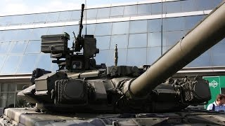 Т-72 против Type-96. Соревнования в реальных условиях. Часть 1