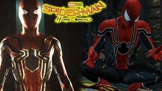 Spider-man Homecoming Iron Spider Suit Gameplay - The Amazing Spider-man 2 (PC) MOD