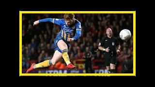 Breaking News   Shrewsbury Town midfielder Jon Nolan in the running for PFA award